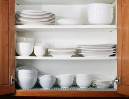 Protect your Cabinets with Shelf Liners