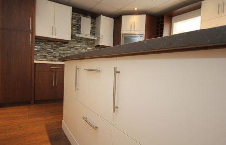 custom kitchen cabinet island