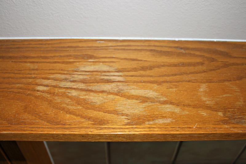 How To Get Rid Of Water Marks On Wood Cabinets