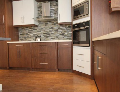 Built-in Appliances in Your Cabinetry
