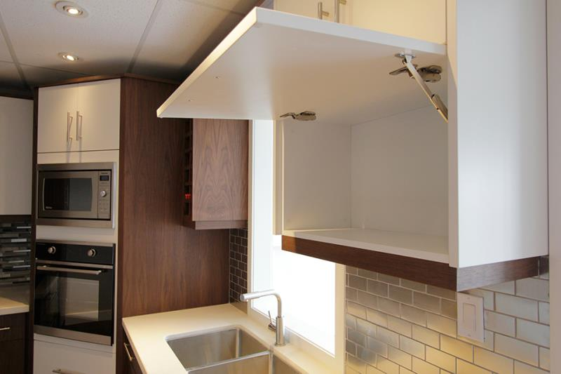 fold up cabinets