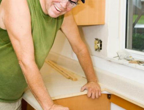 Why replace your cabinets when you can refinish them.
