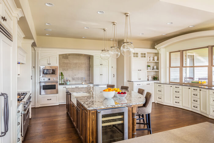 Milton Refaced Kitchen Cabinets