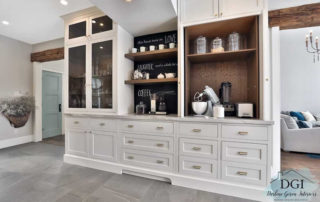 Tall Cabinetry