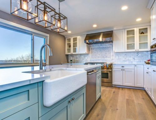 How to Mix Transitional and Modern Designs in your Kitchen